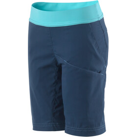 Houdini Kids Liquid Trail Shorts Tide Blue